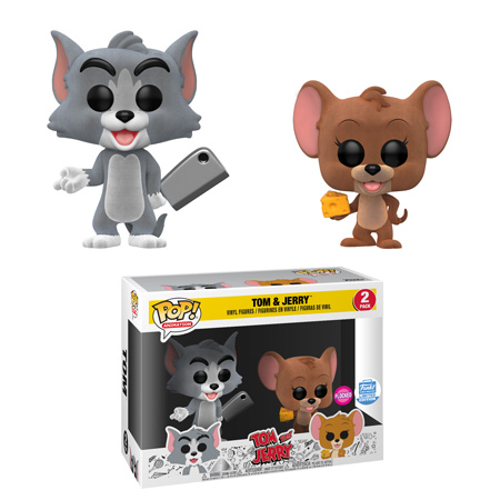 Tom and Jerry Pop! Coming Soon
