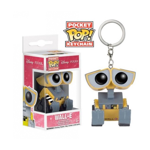 Funko Pop Keyring Wall-E