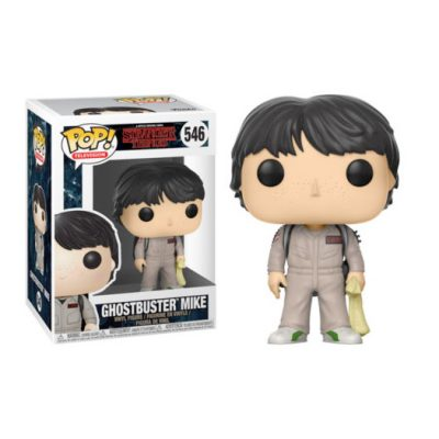 Funko Pop! TV Stranger Things S2 - Mike Ghostbusters