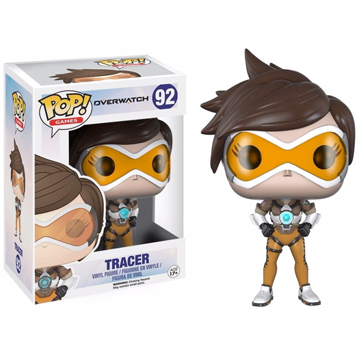 Funko Overwatch Tracer