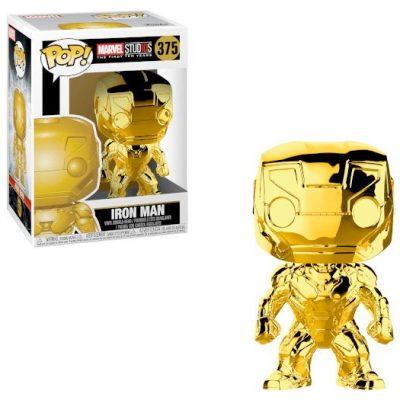 Funko Iron Man Chrome