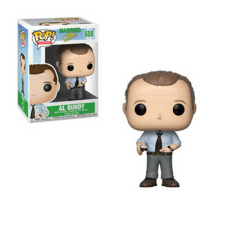 Married with Children Funko Pop! Coming Soon