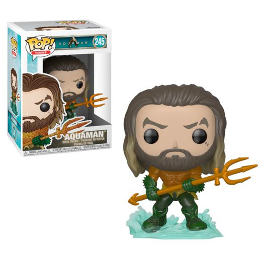 Aquaman Funko Pop