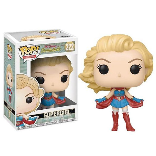 Supergirl Funko Pop
