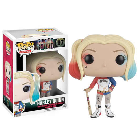 harley quinn suicide squad funko pop