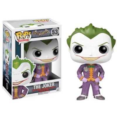 the joker batman arkham asylum funko pop