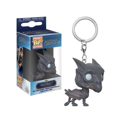 thestral pocket pop keychain