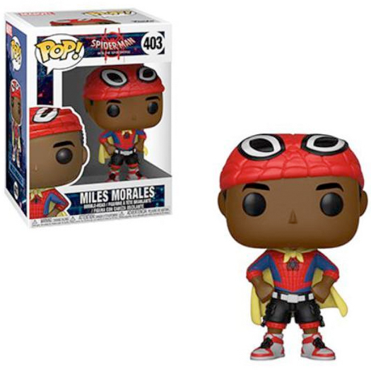 Funko Animated Spiderman With Cape