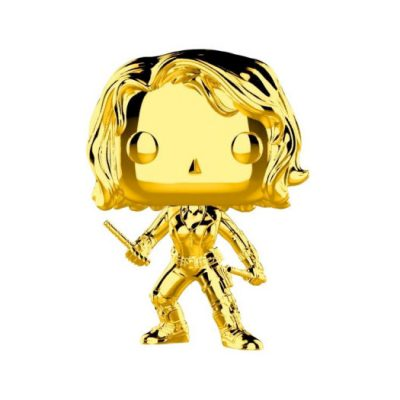 Funko Black Widow Chrome