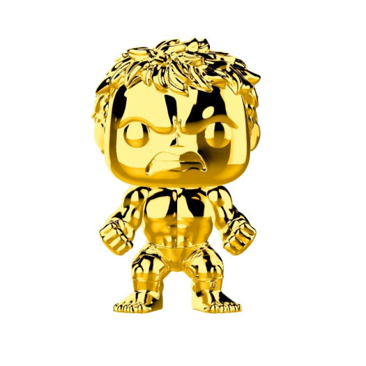 Funko HULK Chrome