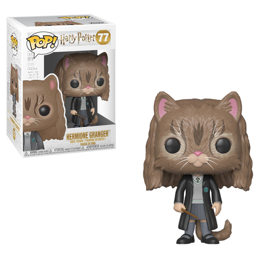 Funko Hermione as Cat