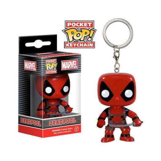 Funko Keychain Deadpool