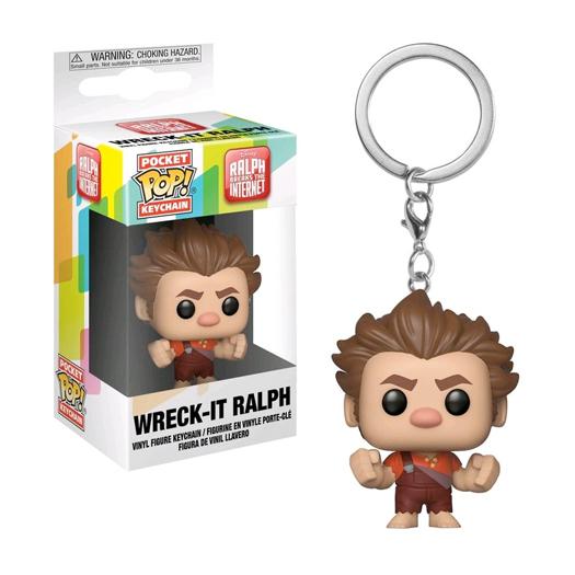 Funko Keychain Wreck it Ralph 2 Ralph