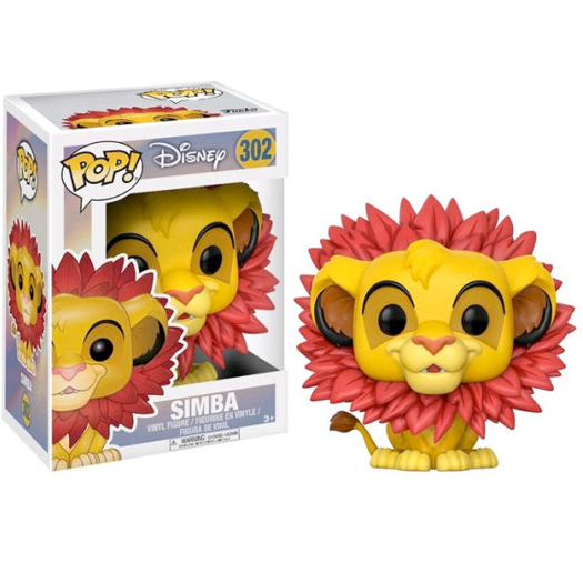 Funko Lion King Leaf Mane