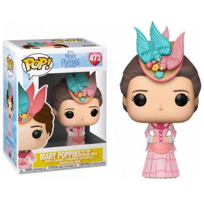 Funko Mary Poppins Music