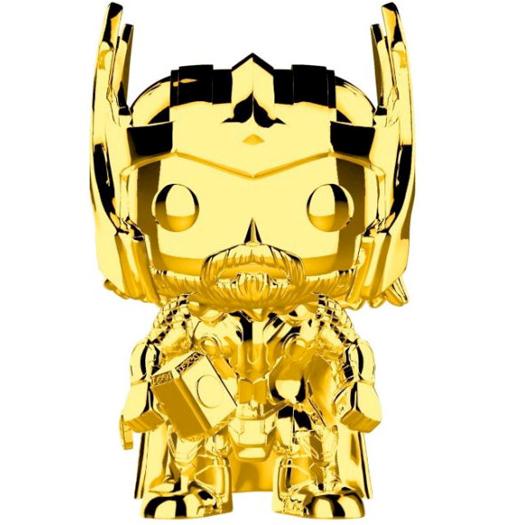 Funko Thor Chrome