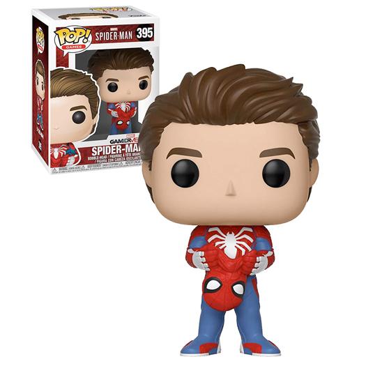 Funko Unmasked Spider-man