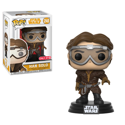 Han Solo Target Exclusive Funko