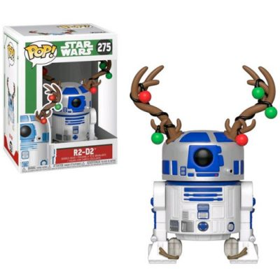 R2-D2 star wars holiday funko pop