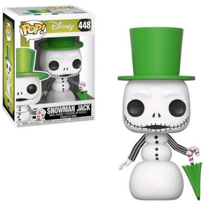 Snowman Jack disney nightmare before christmas funko pop