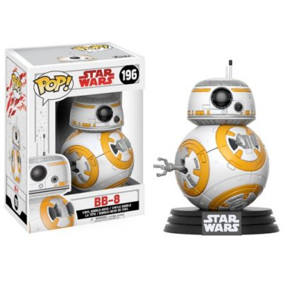 bb8 star wars episode 8 funko pop vinyl