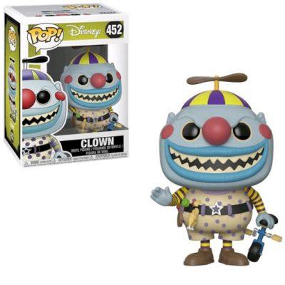 clown disney nightmare before christmas funko pop