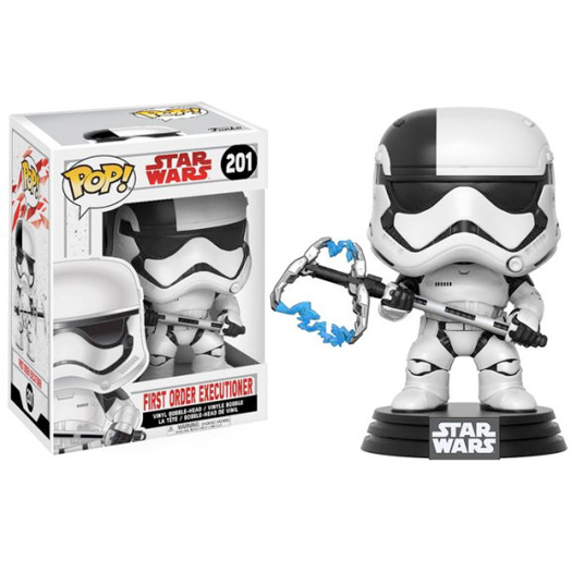 first order executioner star wars episode 8 funko pop
