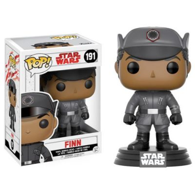 finn star wars episode 8 funko pop