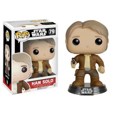 han solo star wars episode 7 funko pop vinyl