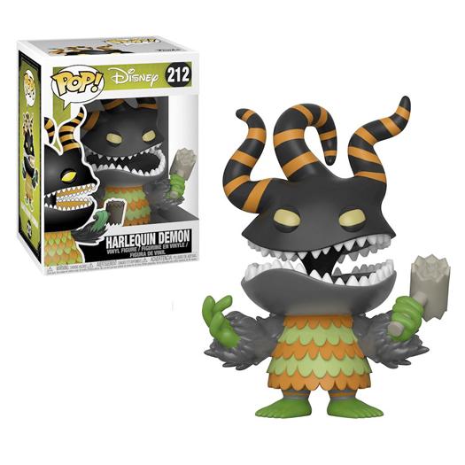 harlequin demon disney funko pop