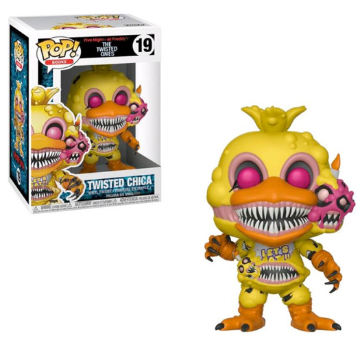 twisted chica funko pop