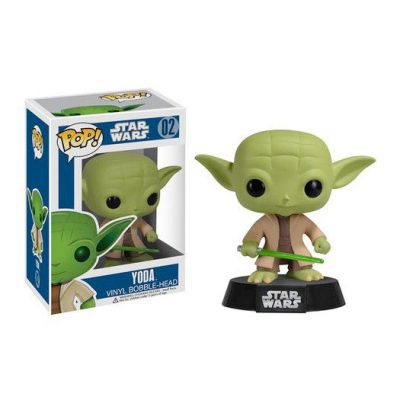 yoda star wars funko pop vinyl