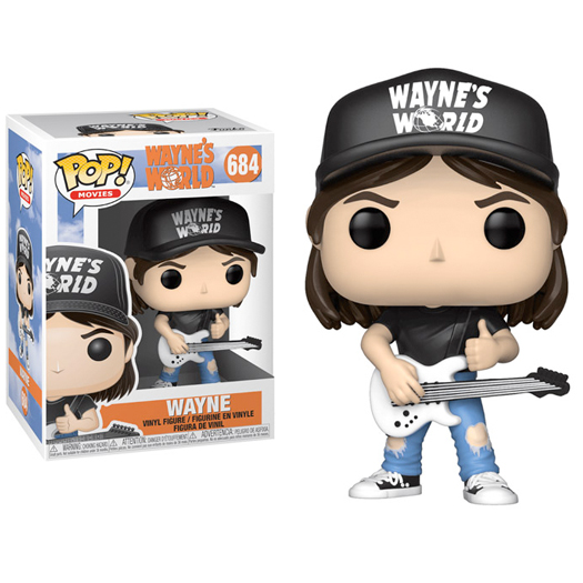 Funko Waynes Worlds Wayne