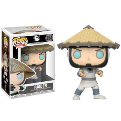 raiden mortal kombat funko pop