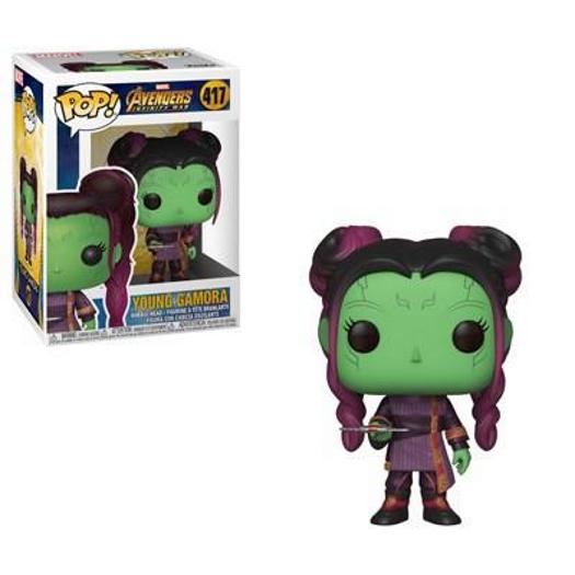 Avengers Infinity War - Young Gamora