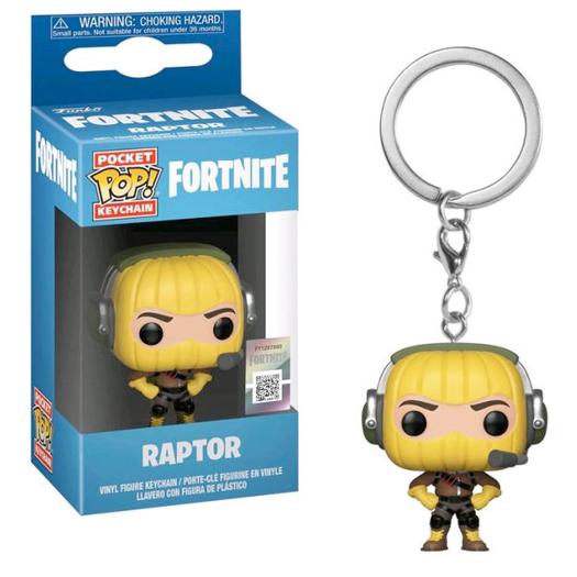 Funko Keychain Raptor
