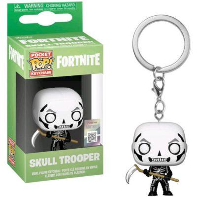 Funko Keychain Skull Trooper