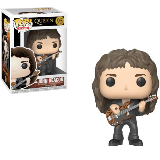 Funko Queen John Deacon