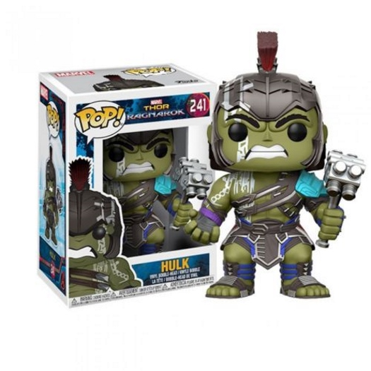 hulk gladiator funko pop