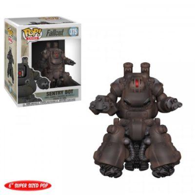 sentry bot fallout funko pop