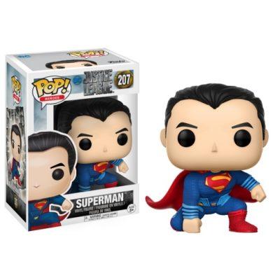 superman justice league funko pop