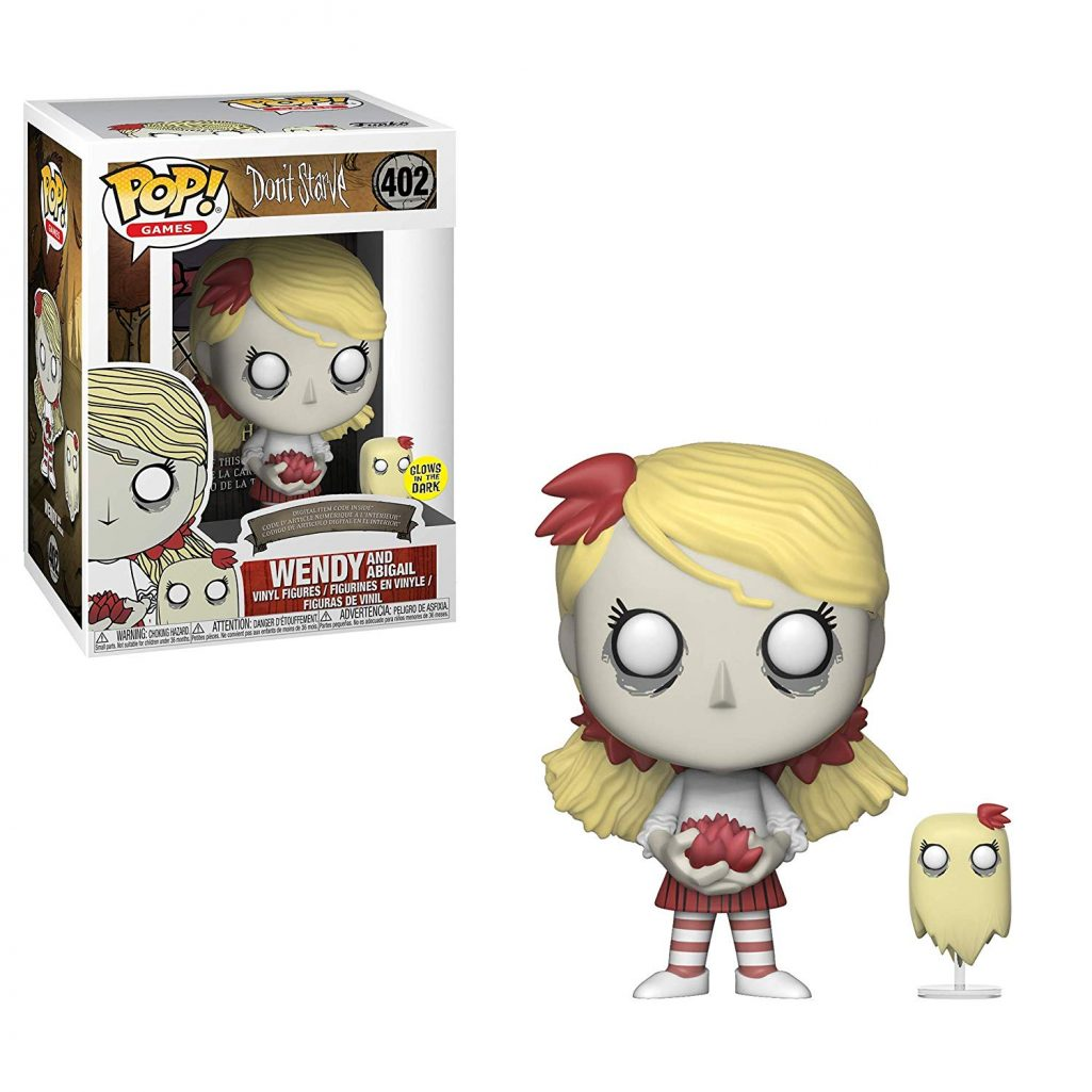 wendy & abigail funko pop