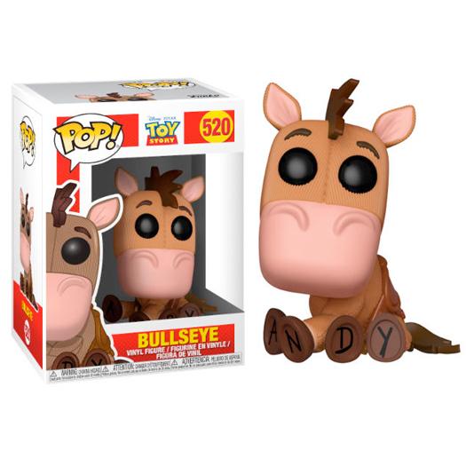 Funko Pop! Disney: Toy Story – Bullseye