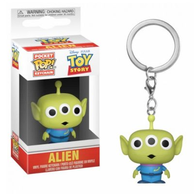 Funko Keychain Alien