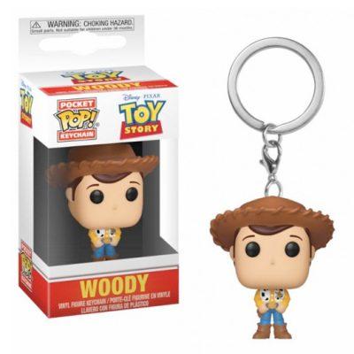 Funko Keychain Woody