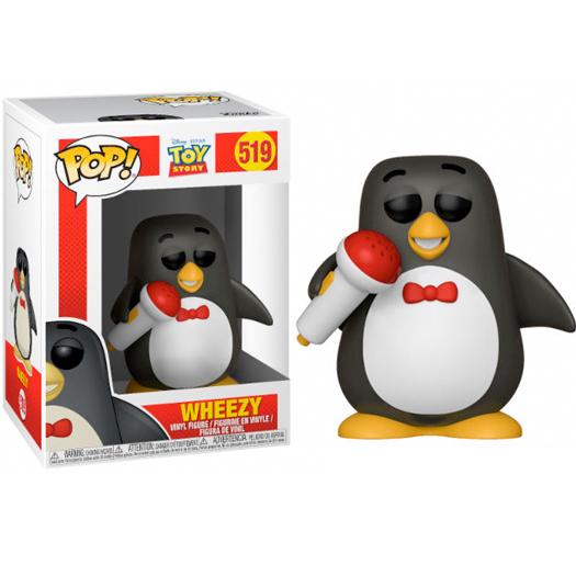 Funko Pop! Disney: Toy Story – Wheezy