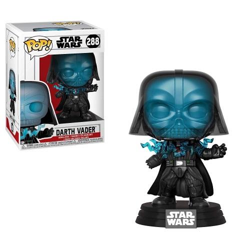 Funko Eletrocuted Darth Vader