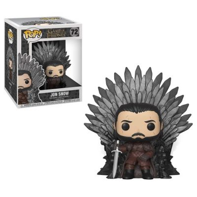 Funko Jon Snow Throne