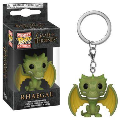 Funko Keychain GOT Rhaegal