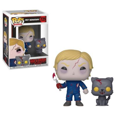 Funko Pet Cemetry Undead Gage and Church